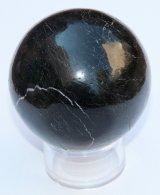 טורמלין כדור שחור מהמם איכותי