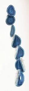 מובייל אגט כחול פרוסות