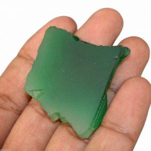 """אוניקס ירוק לליטוש (ברזיל) 85 קרט מידות: 6*35*38 מ""""מ"""