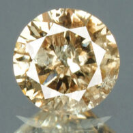 יהלום צהוב פנסי 0.26 קרט - תעודה ניקיון יהלום: I3