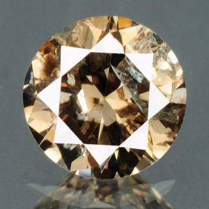 יהלום צהוב פנסי 0.23 קרט - תעודה ניקיון יהלום: I2