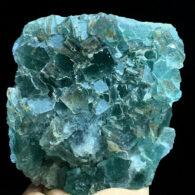 מושבת פלואורייט ירוק משקל: 394.5 גרם